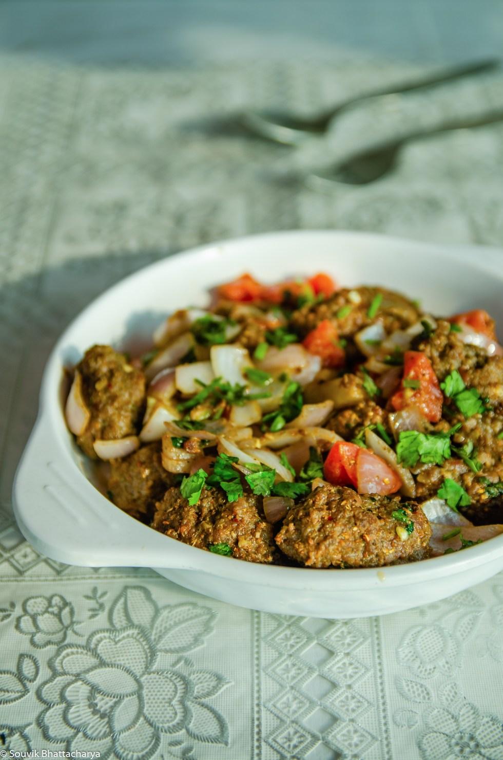 Mutton Chatpata Handi Kebab - Manzilat's Kolkata