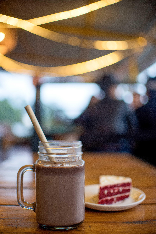 Hot Chocolate, Cafe Kalimpong, Kalimpong