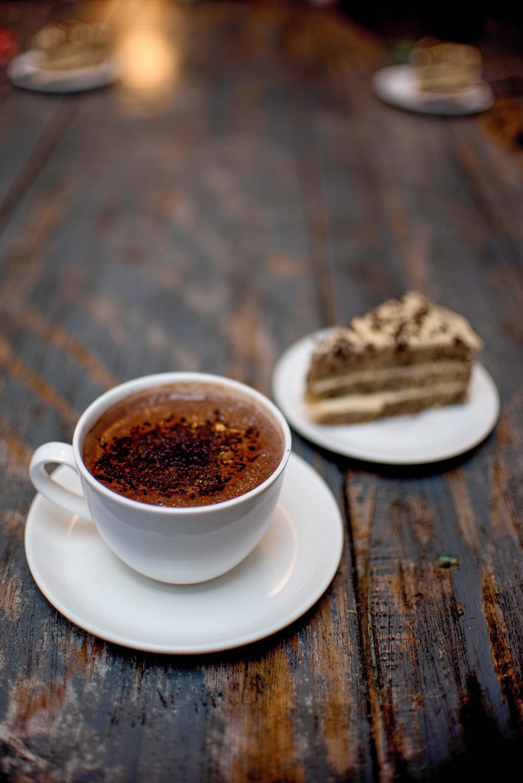 Hot Chocolate, Art Cafe, Kalimpong