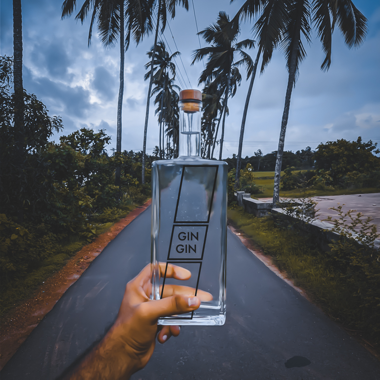 Gin Gin - India's very first Hemp gin