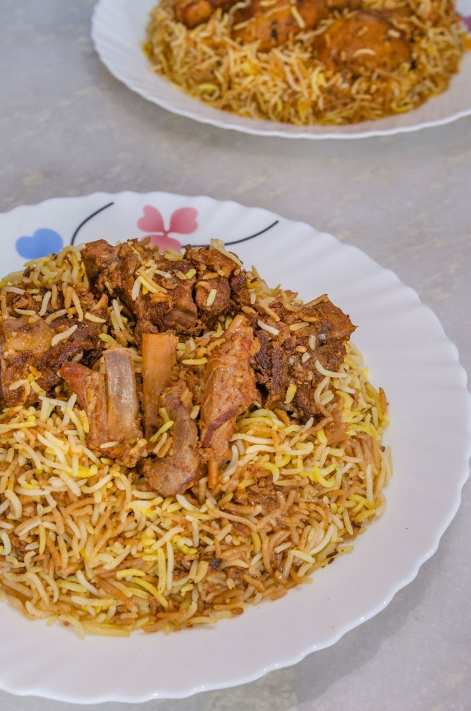Nizami Mutton Biryani from Paradise Biryani Kolkata