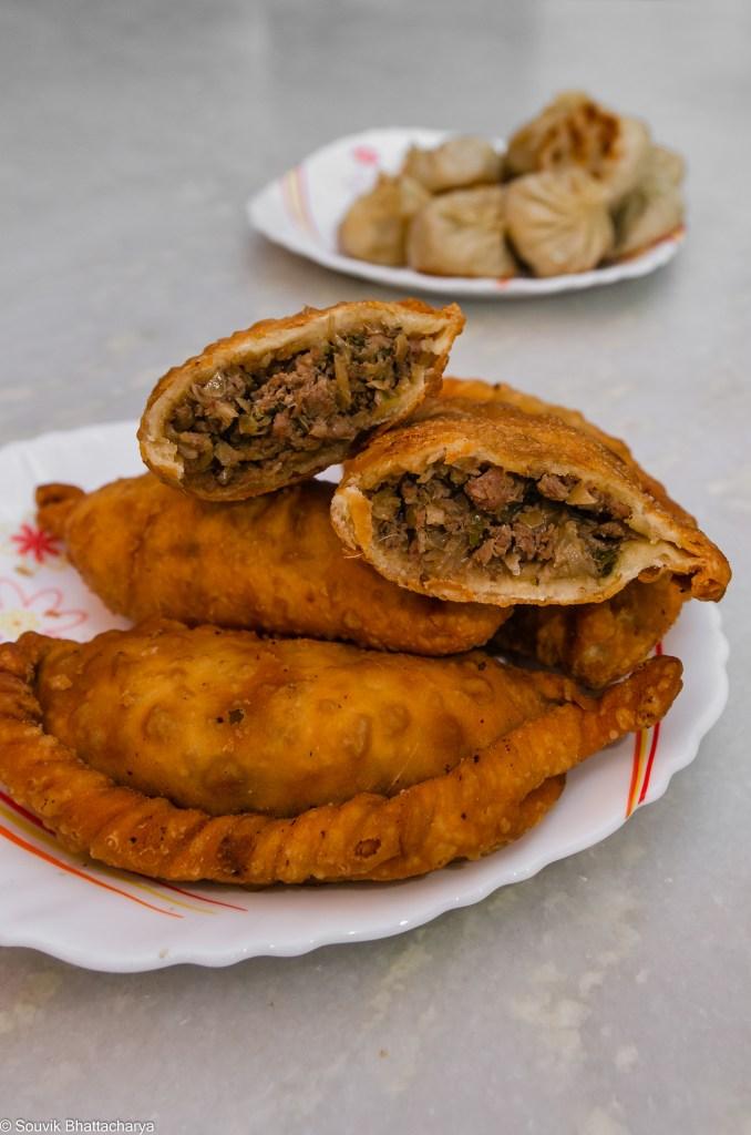 Chicken Phaley or Sha Phaley in Denzong Kitchen Kolkata