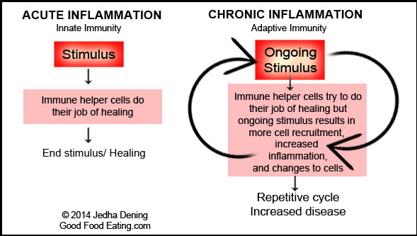Image result for chronic inflammation