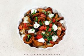 conchiglie caprese recipe 0
