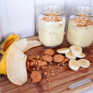 Recipe: Banana Pudding