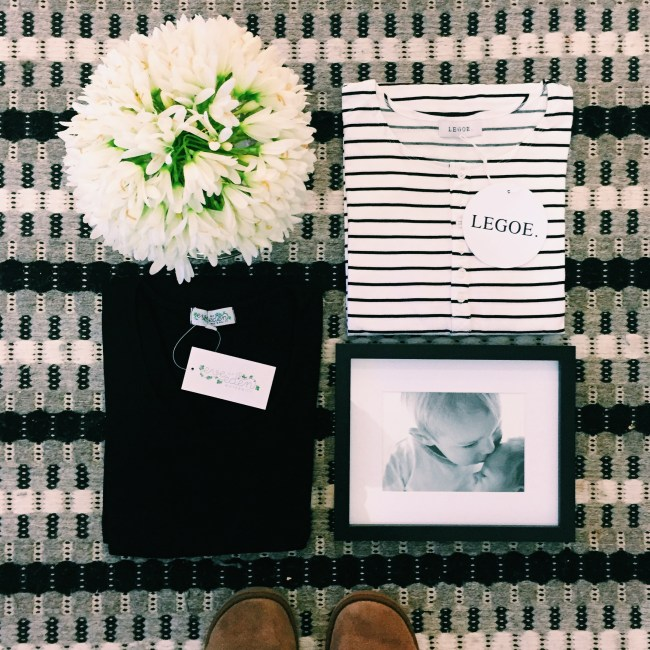 A little online shopping - maternity wear from Blossom and Glow
