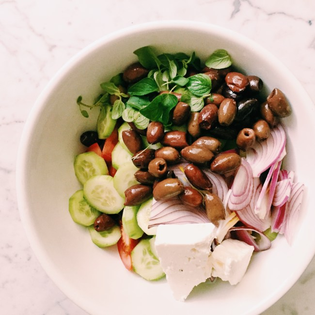 GoodFoodWeek's Greek Salad
