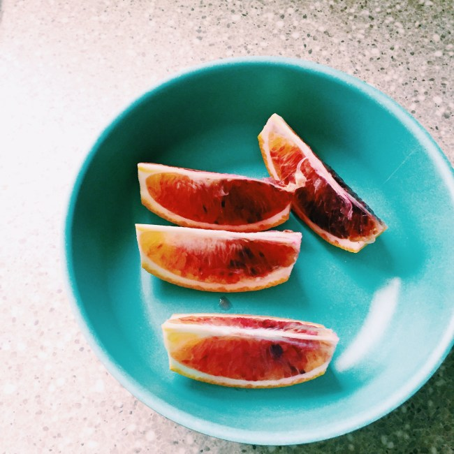 Blood oranges from Redbelly Citrus