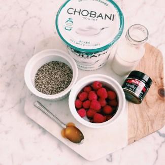 GoodFoodWeek's overnight chai puddings