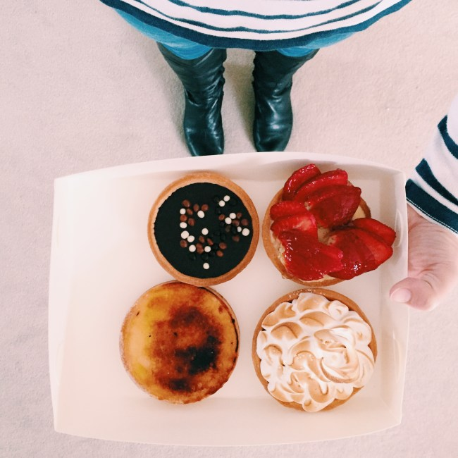 Sweet treats from Knead Patisserie, Canberra