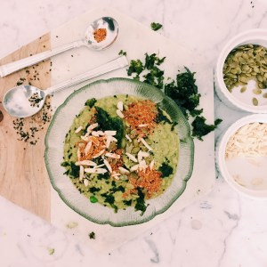 Recipe: Vegan broccoli soup