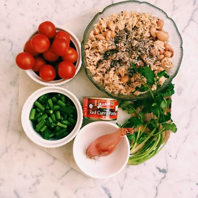 GoodFoodWeek's vegan thai 'fishcakes'