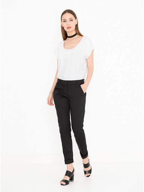 Zwarte pantalon Meral - Miss Green - €99,95