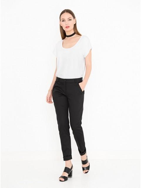 Zwarte pantalon Meral - Miss Green - €99,95