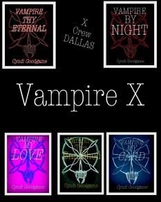 Vampire X Book 7-11