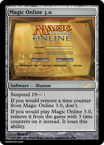 Magic Online 3.0