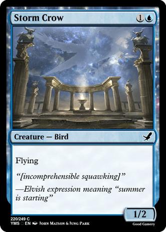StormCrowElvishExpression