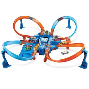 Hot Wheel Track Set Toy 7 Year Olds