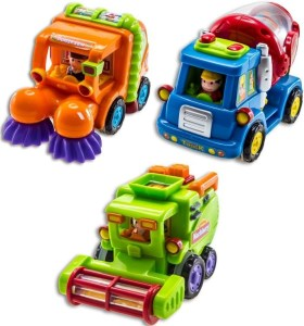 Toy Truck Set