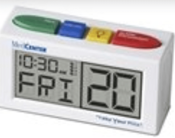 Talking Medication Reminder Clock Good Gifts For Senior
