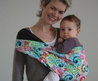 Lily-Balou draagdoek_draagdoeken voor babyas_ergonomisch dragen_draagconsulente