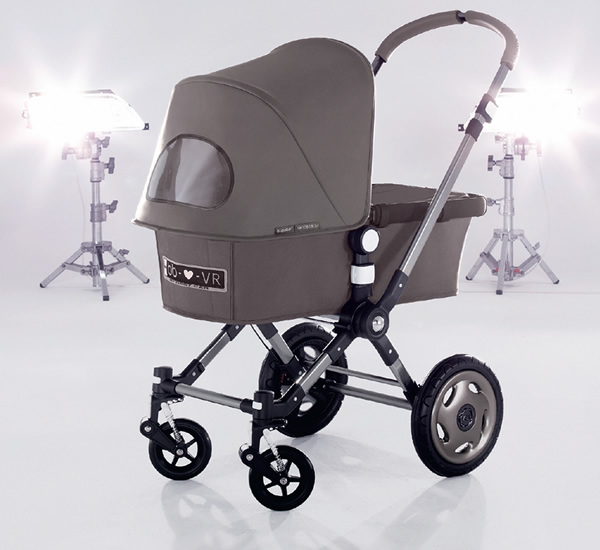 Bugaboo My first car by Viktor en Rolf_Bugaboo Cameleon My first car