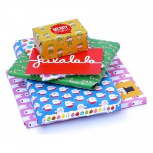 ankepanke_nl_kerst_Happy wrapping_inpakpapier_masking tape_cadeaus versieren