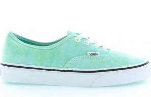 Dames-sneakers-Vans-Authentic-Sparkle-Mint
