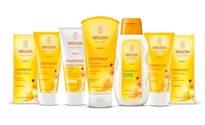 Natuurlijke babyverzorging- Weleda- Weleda sensitive- Babyverzorging voor de gevoelige huid-GoodGirlsCompany