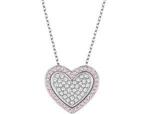 Valentijnsdag_Swarovski Cupid rose pendant_sieraden voor haar