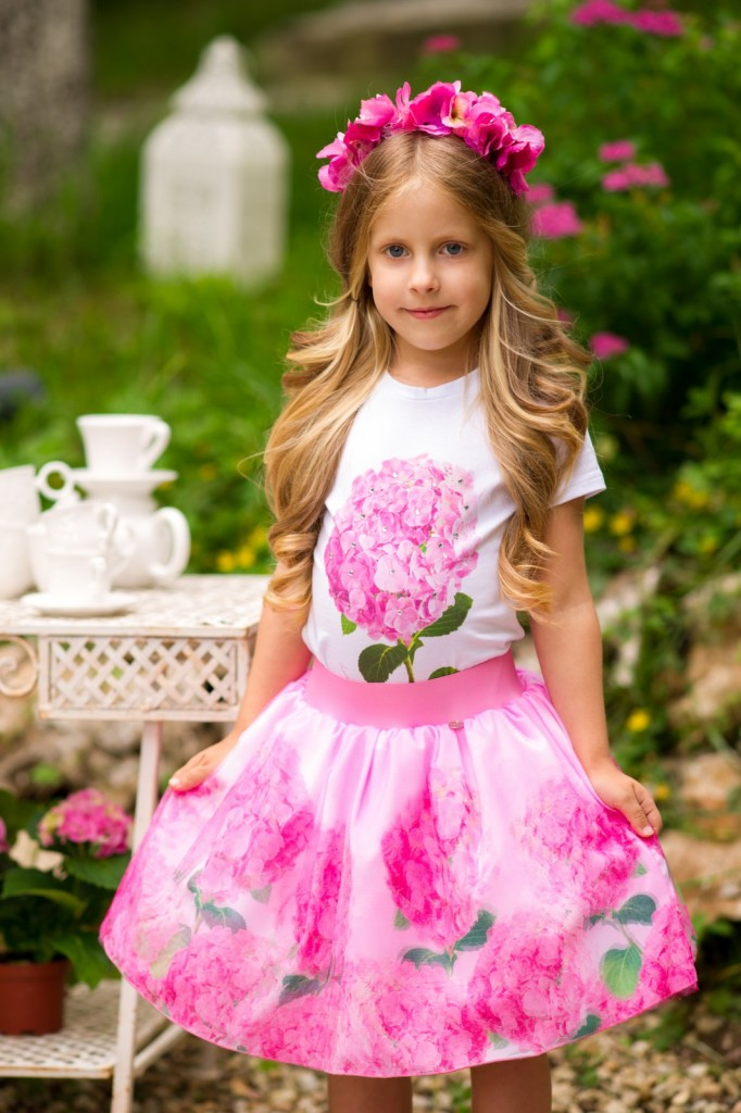 Love Made love dress- pink-hydrangea-tutu-tulle-skirt-feestjurken voor meisjes