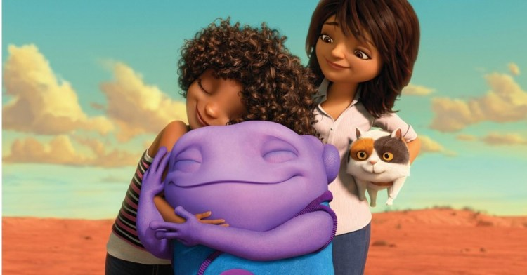 Review Dreamworks Home-Tip-Oh-en-lucy-in-HOME- Rihanna-Jim Parsons-GoodGirlsCompany-Filmrecensie Home