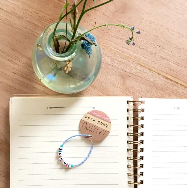 Lanjou sieraden-GoodGirlsCompany-armband met naam-Kim Lanjouw-mamasieraden