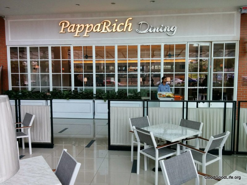 PappaRich Dining @ Nexus, Bagsar South