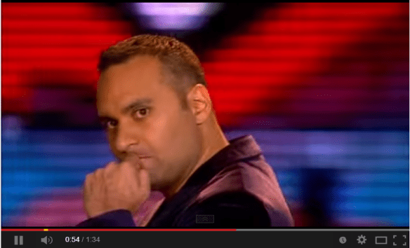 Russell Peters on India Vs Pakistan