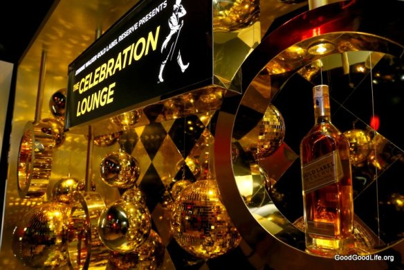 Johnnie Walker The Celebration Lounge A