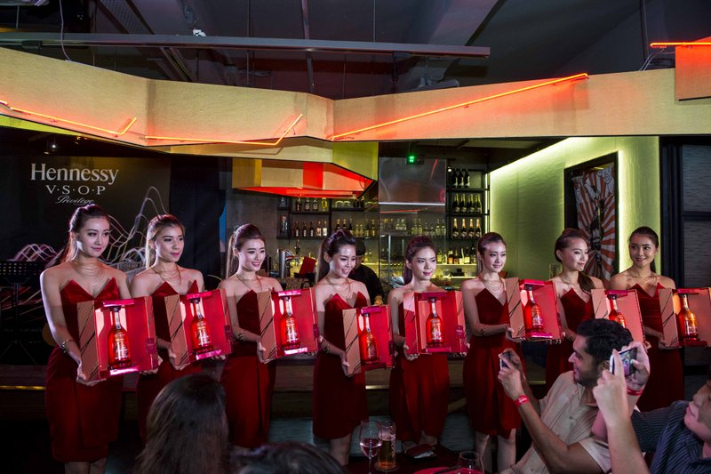Hennessy V.S.O.P Privilège Collection 6 brings a  flavourful experience to TREC KL