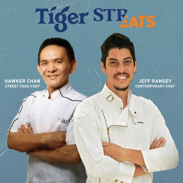 Tiger STREATS Chefs