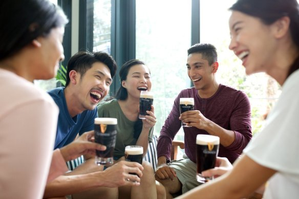 Enjoy great-tasting Guinness Draught from the comfort of your own home with Drinkies