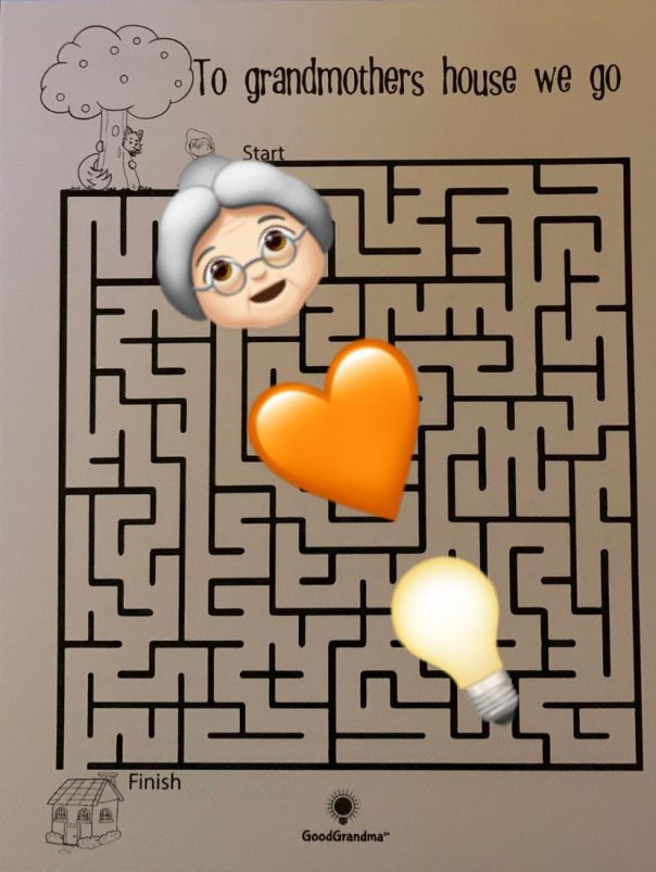 Glad Pad Maze