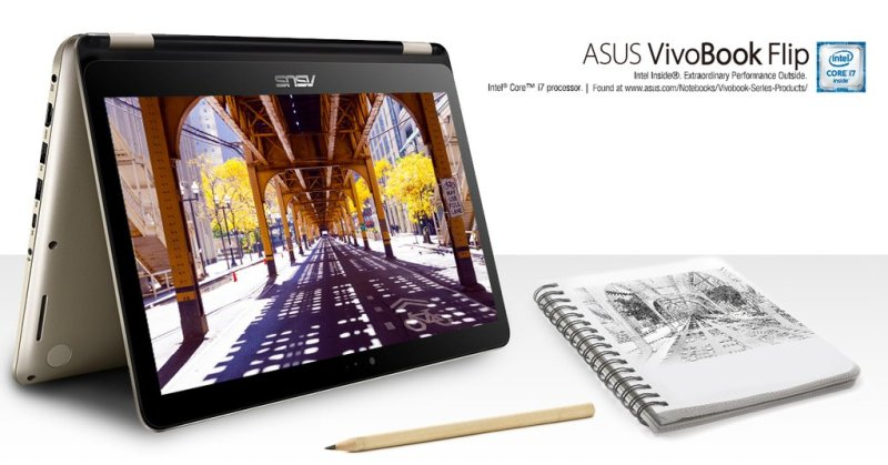 Win a Brand New ASUS VivoBook Flip Laptop | Good Guy Gadgets