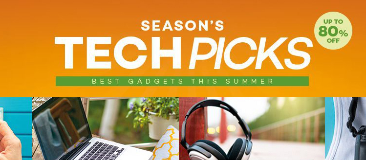 Tech Picks: Lazada's Best Gadgets this Summer | Good Guy Gadgets