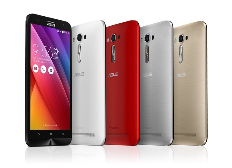 Asus Zenfone 2 Laser 5.5 S (ZE550KL) now official for 8,995Php | Good Guy Gadgets
