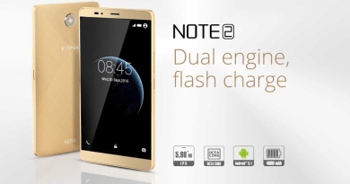 Infinix Note 2 X600 4G LTE is now available at Lazada for only 5,990Php | Good Guy Gadgets