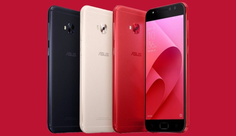 The ZenFone 4 Selfie Series: Technical Specifications Compared | Good Guy Gadgets