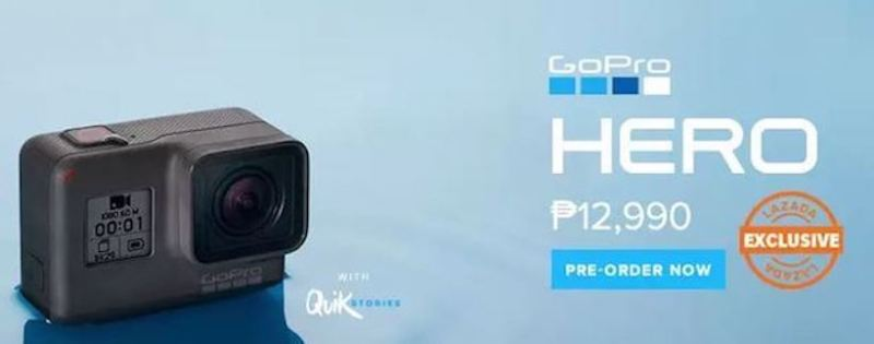 Jump right in with a more affordable and the latest of the GoPro Hero series | Good Guy Gadgets