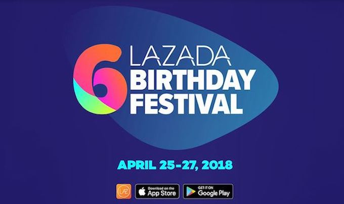 Gear up and celebrate Lazada's 6th Birthday Festival with these amazing gadgets on sale | Good Guy Gadgets