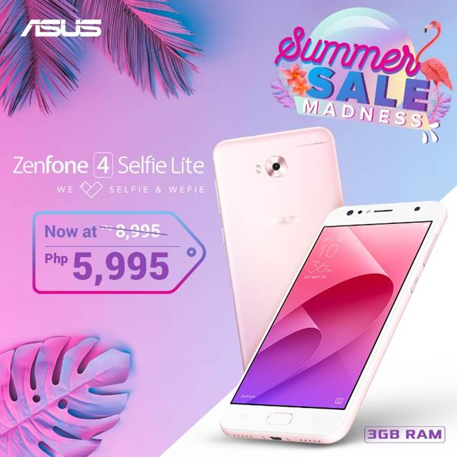 """ASUS Philippines All-Out """"Summer Sale Madness"""" Promo! 