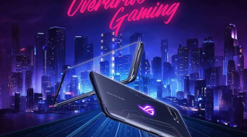 ROG Phone 2 512GB Price and Pre-Orders Announced | Good Guy Gadgets