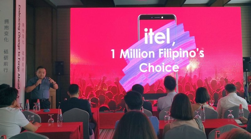 itel Mobile celebrates 1st Year in the Philippines with 1 Million units sold | Good Guy Gadgets
